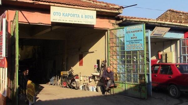 Oto Boya Fiyatları - Eskişehir Altıntaş Oto Kaporta Boya