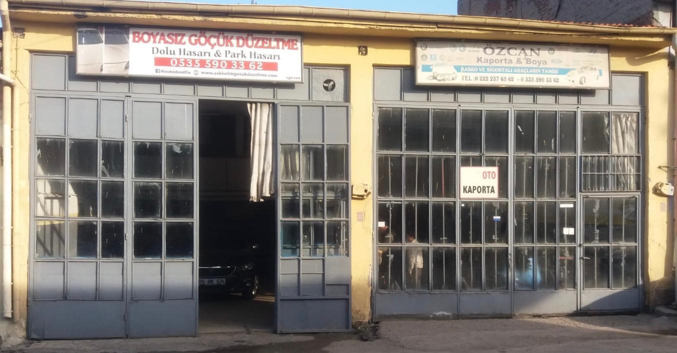 Eskişehir Oto Kaporta - Eskişehir Boyasız Göçük Düzeltme