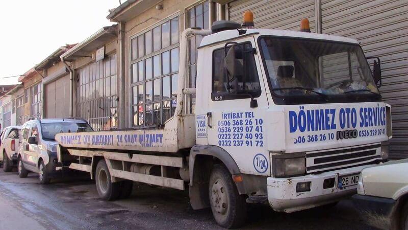 Eskişehir Oto Mekanik Yedek Parça - Eskişehir Dönmez Otomotiv