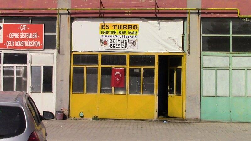 Eskişehir Turbocu - Eskişehir Turbo Tamiri - Eskişehir Es Turbo