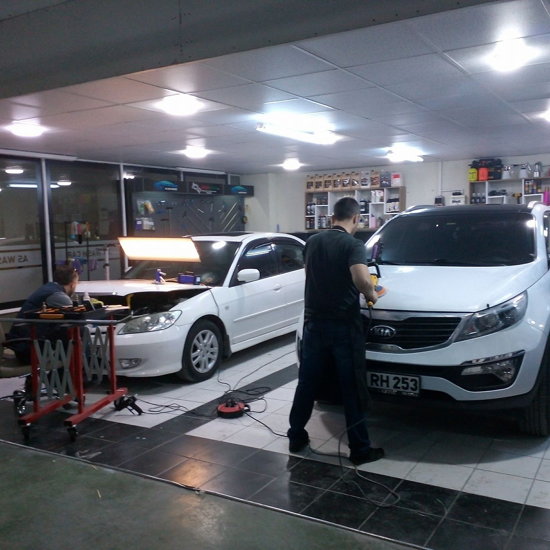 Eskişehir EsGüç Garage Kaporta Tamiri