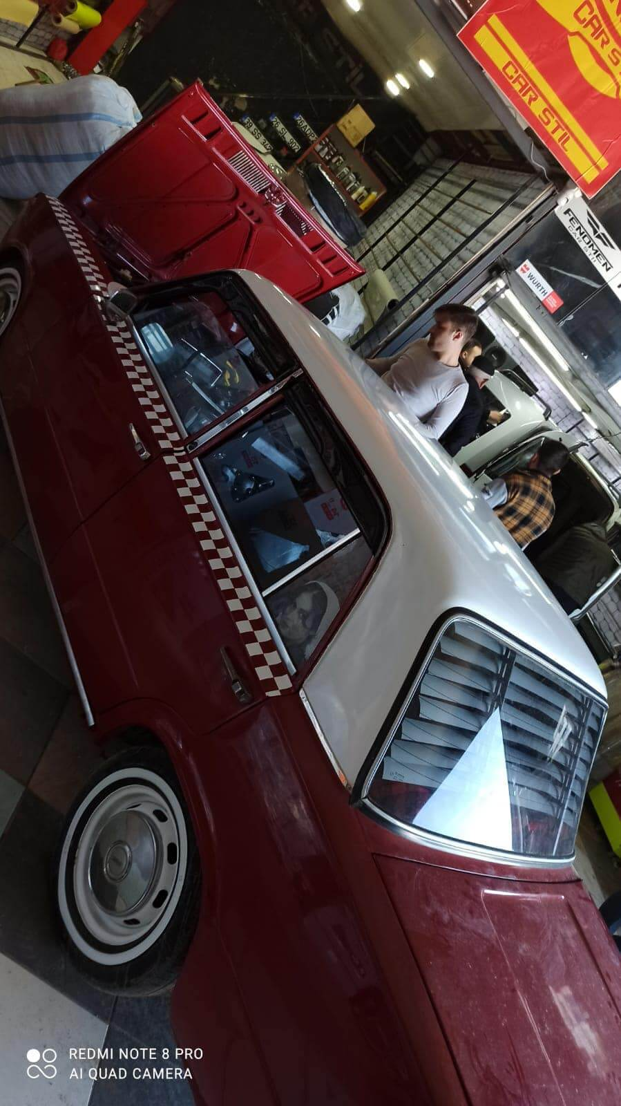 Eskişehir Fenomen Car Stil Oto Yıkama