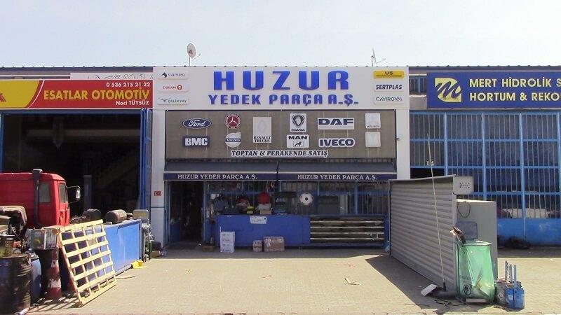 Eskişehir Oto Yedek Parça - Eskişehir Huzur Yedek Parça