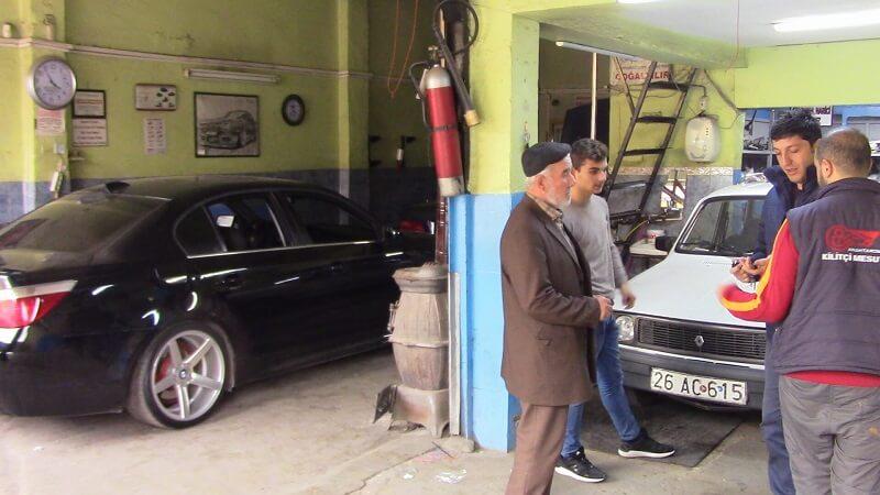 Eskişehir Oto Kilitçi - Eskişehir Kilitçi Mesut