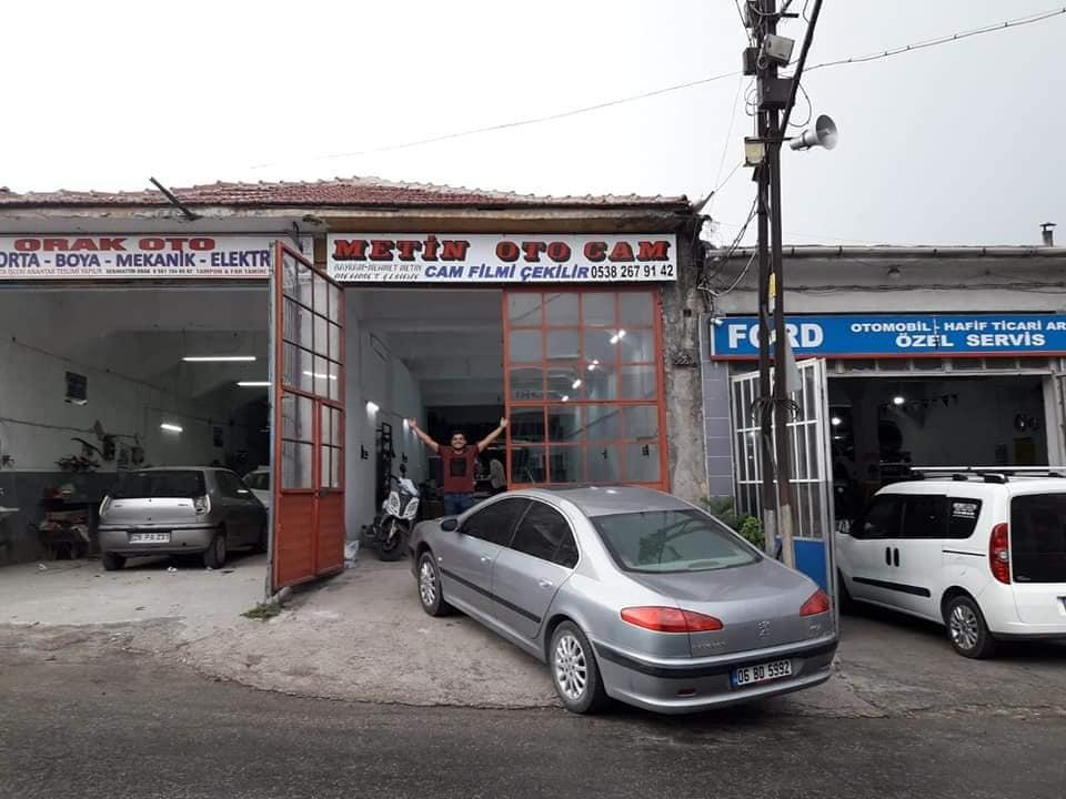 Eskişehir Metin Oto Cam Fiyatları