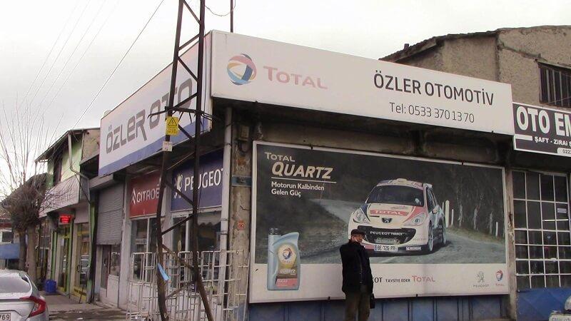 Eskişehir Oto Yedek Parça - Eskişehir Oto Yedek Parça Firmaları - Eskişehir Özler Otomotiv