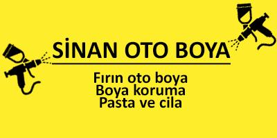 Eskişehir Sinan Oto Boya