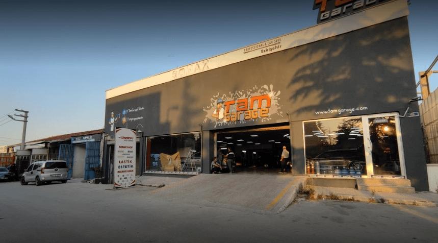 Eskişehir Tam Garage Oto Boya Koruma