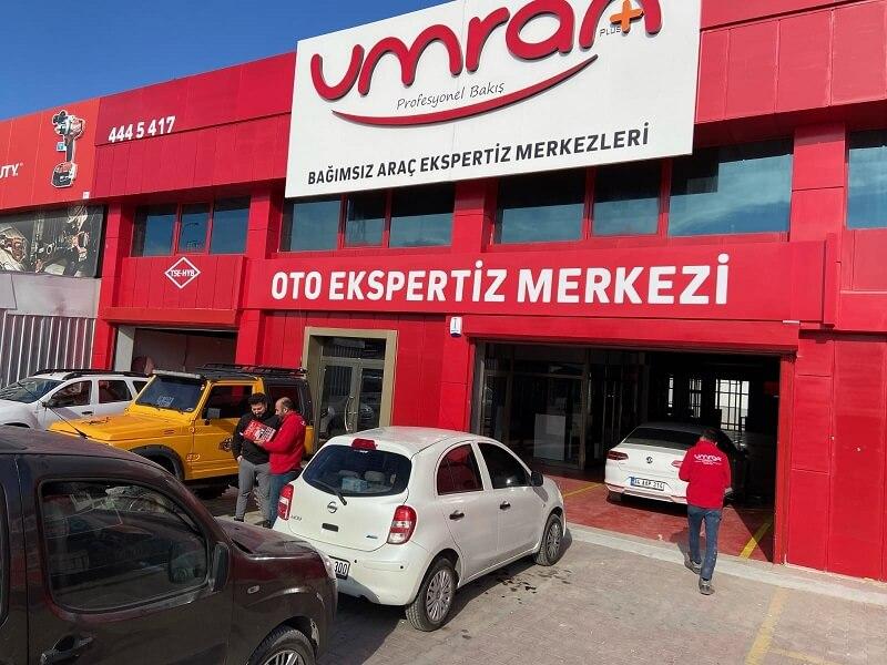 Eskişehir Umran Oto Ekspertiz