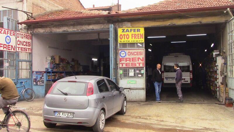 Eskişehir Oto Fren - Eskişehir Zafer Oto Fren Servisi