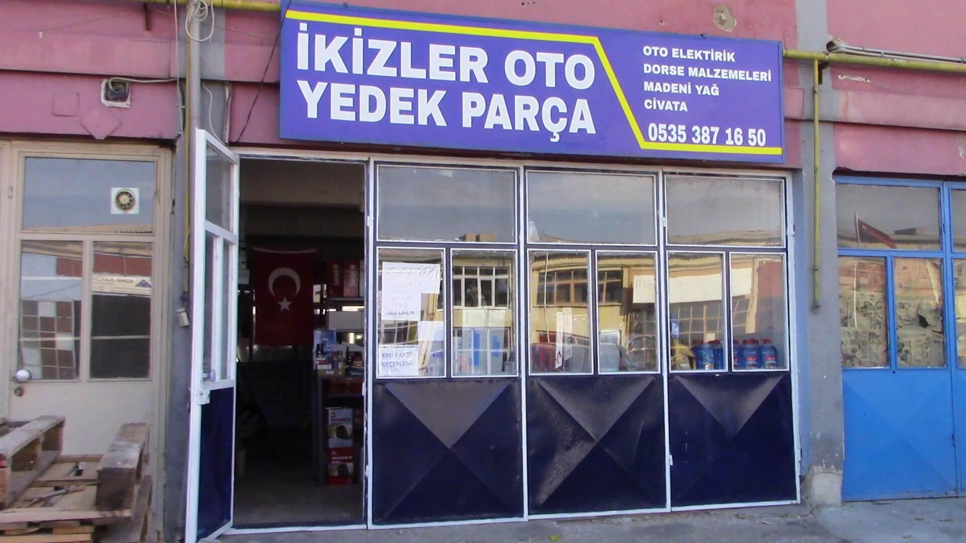 Eskişehir İkizler Oto - Eskişehir Oto Yedek Parça | Eskişehir Oto
