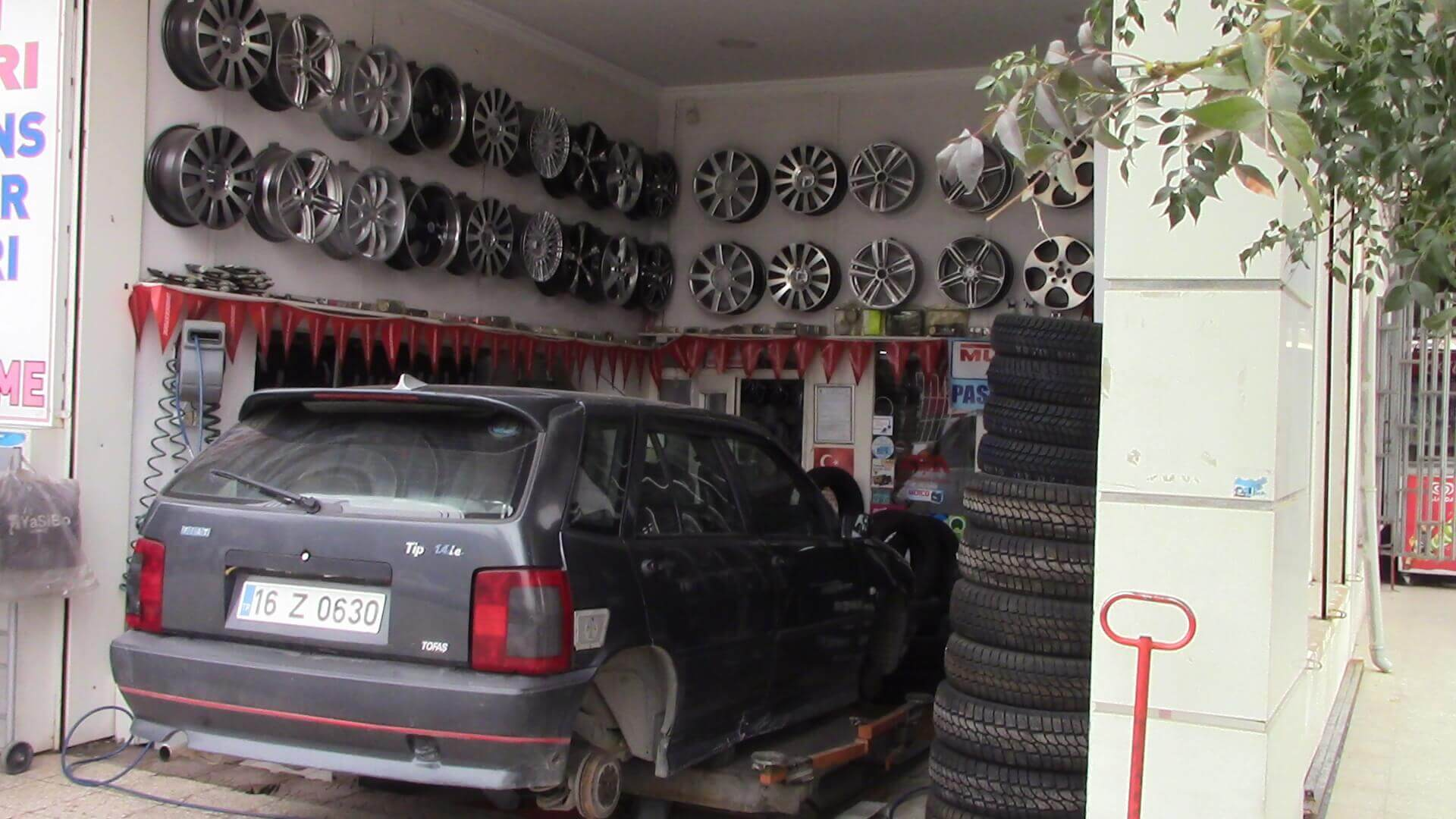 Karagöz Otomotiv Eskişehir Oto Akü