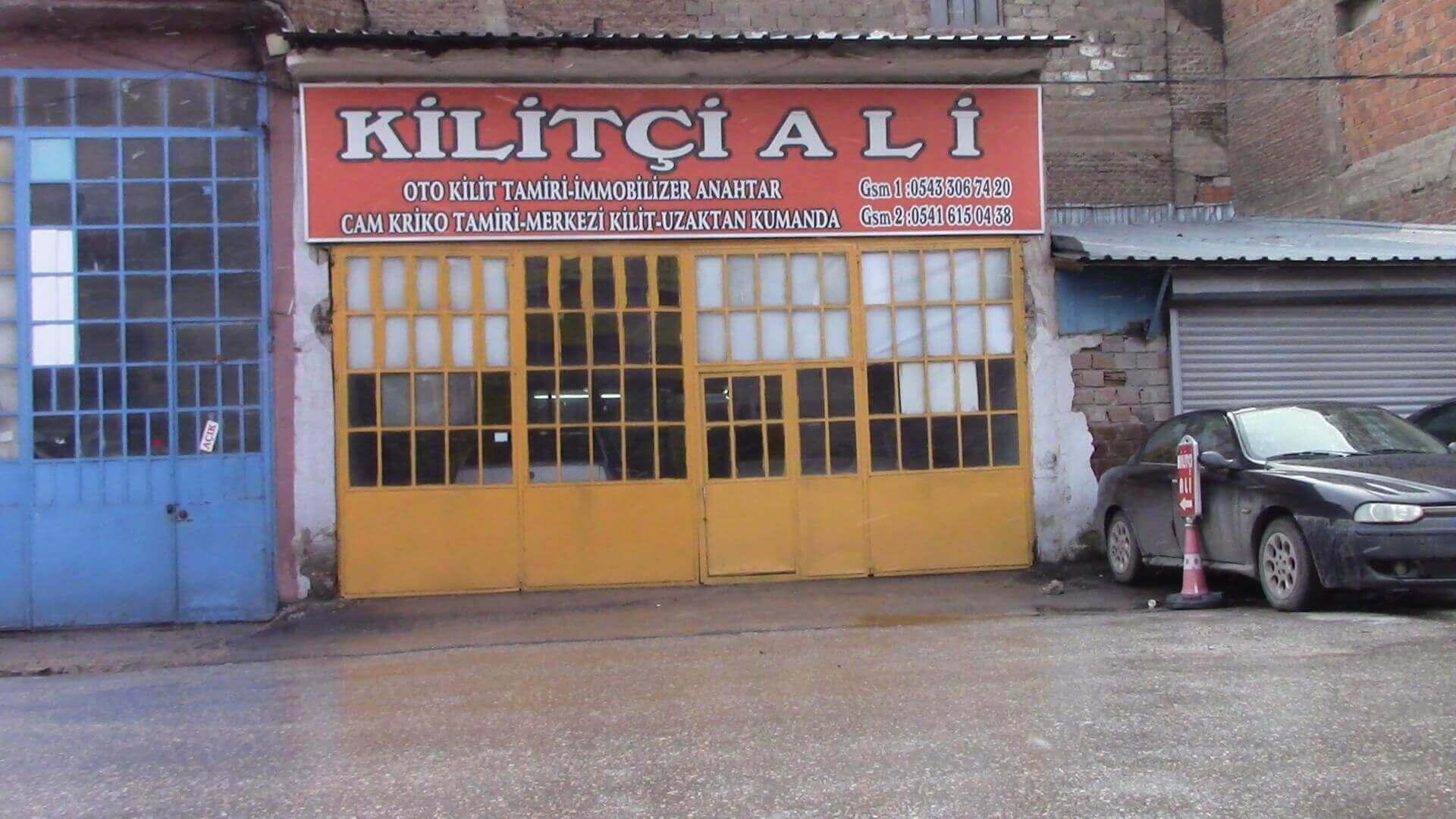 Kilitçi Ali