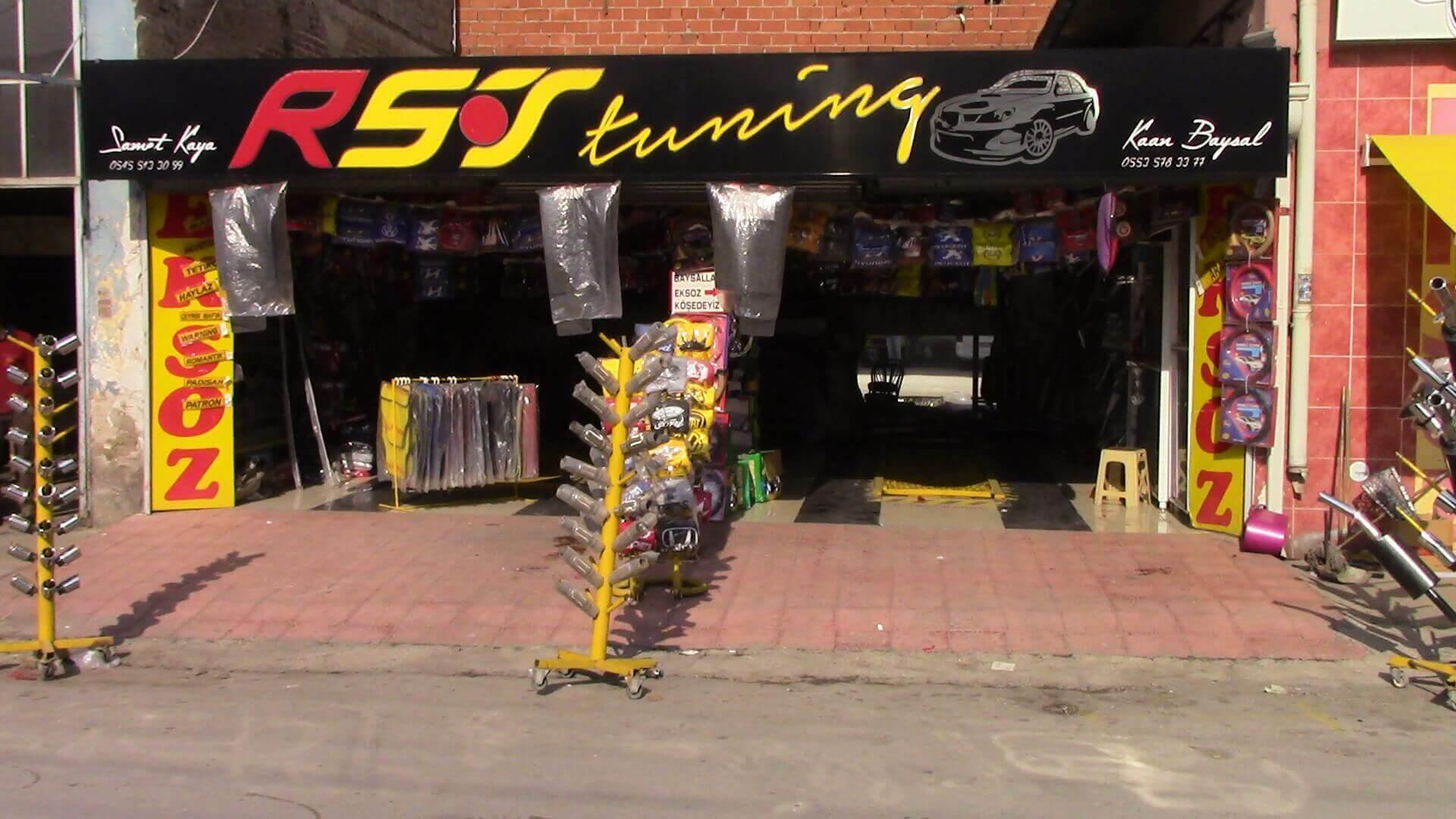 RST Tuning Garage Eskişehir Oto Tuning